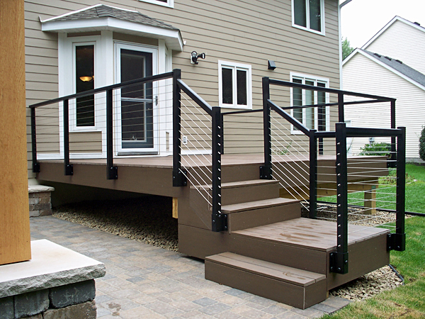 Stainless Cable Handrailing