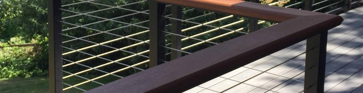 How To Install Cable Railing On Deck