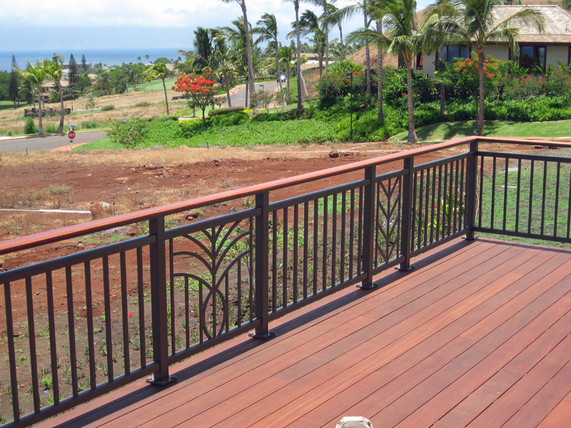 Cable railing systems hansen architectural